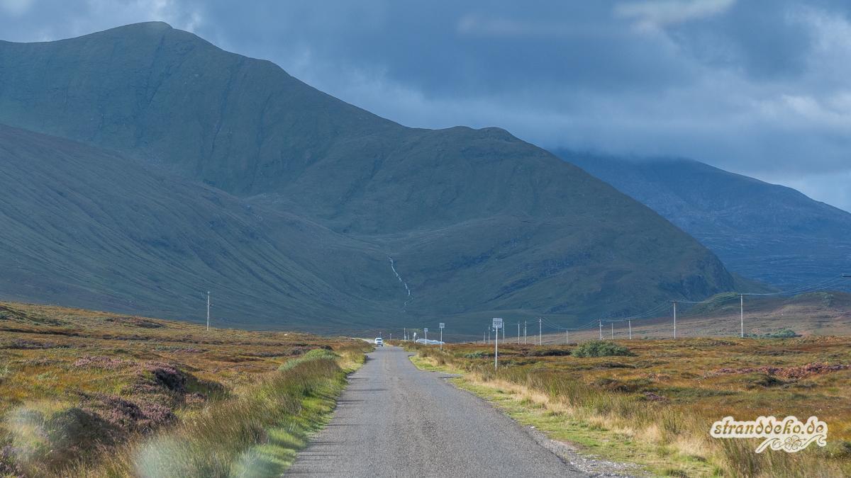Schottland V 948 - Schottland - V- Wandertage in Wester Ross
