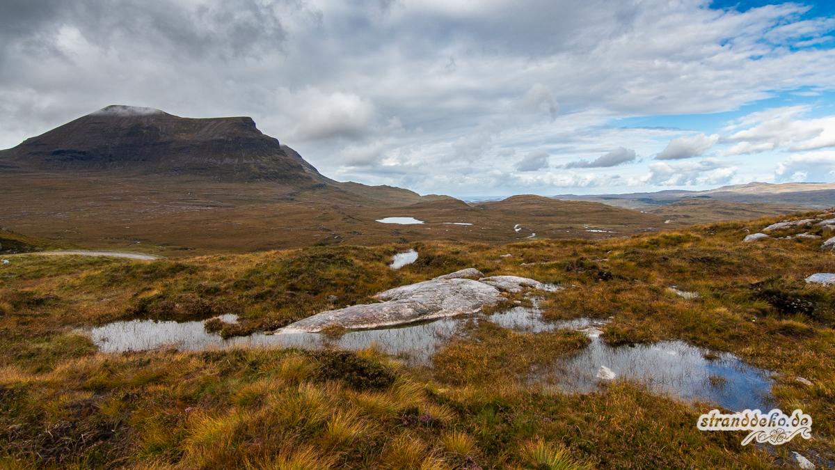 Schottland V 984 - Schottland - V- Wandertage in Wester Ross