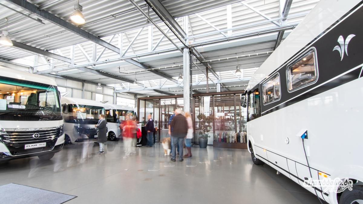 NiBi Martinsmarkt 101 - Tag der offenen Tür bei Niesmann+Bischoff ...