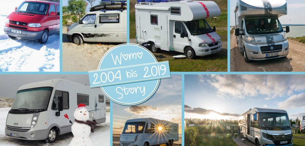 7Womos - Wassersport ist Motorsport - unser großer Wohnmobil-Rückblick!