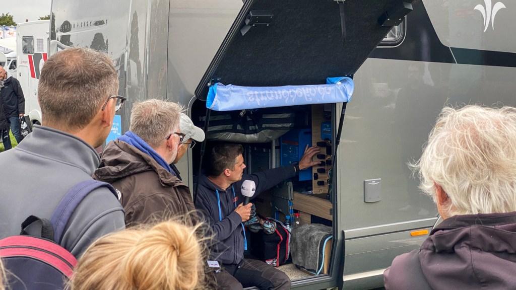 210924 Caravan und Co i 037 1024x576 - Stranddeko bei der Caravan & Co in Rendsburg
