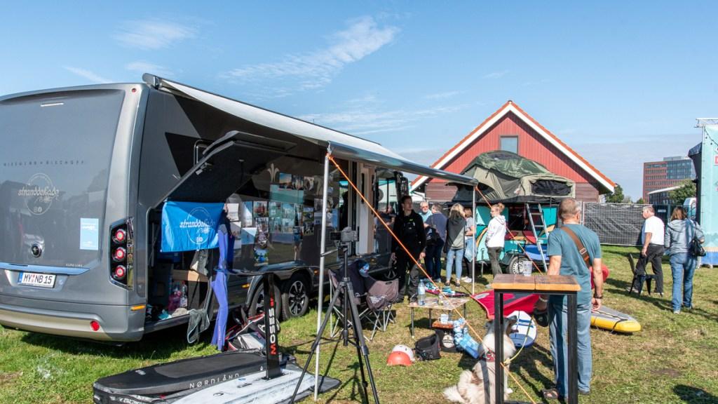 210926 Caravan und Co 398 1024x576 - Stranddeko bei der Caravan & Co in Rendsburg