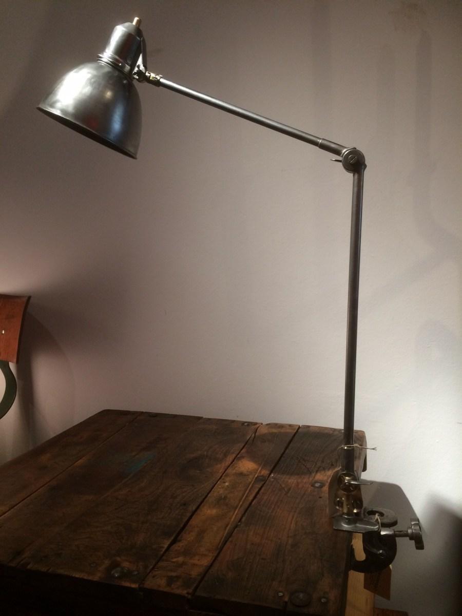 Werkstattlampe