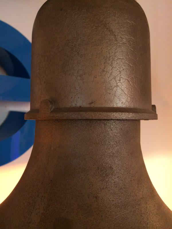 Industrielampe, vintage Industriedesign, Fabriklampe, Strandgut München