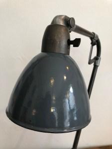 Werkstatt – Gelenk – Lampe von Siemens