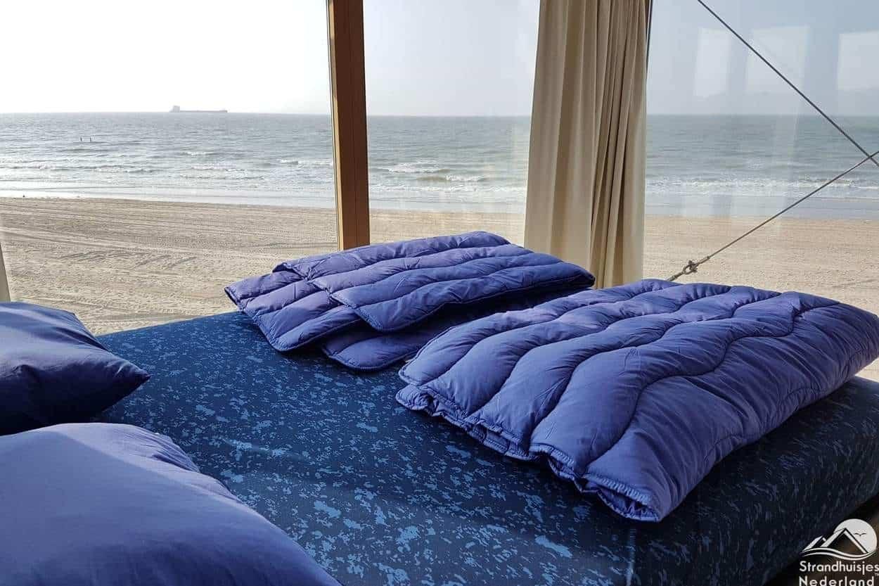 Strandhuisjes NieuwvlietBad  NIEUW  Strandhuisjesnu