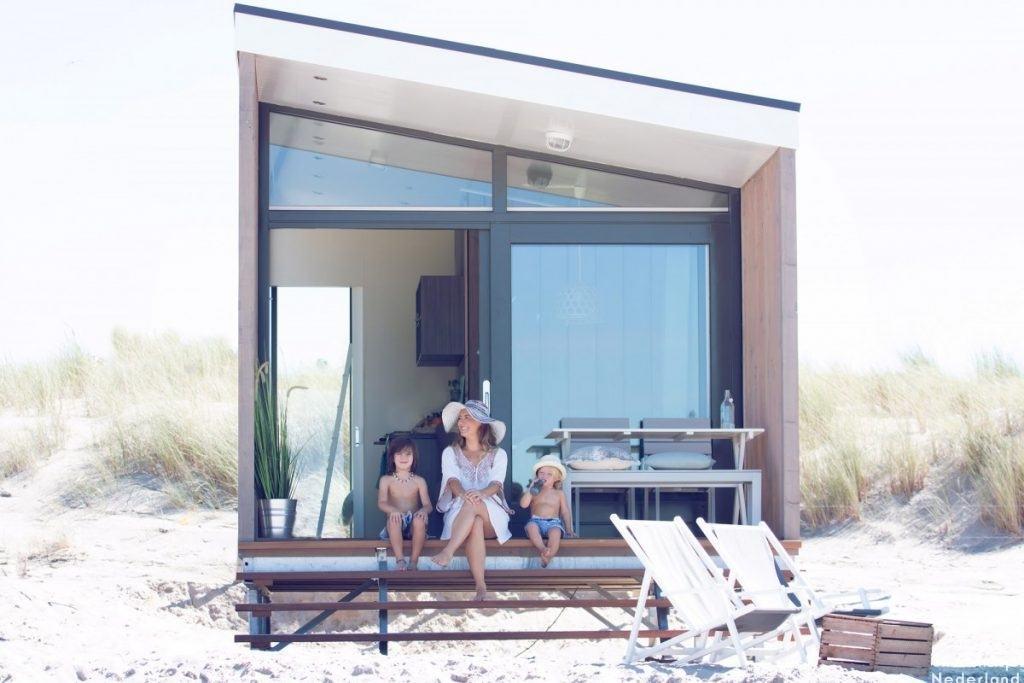 Strandhuser Kijkduin neue Ferienhuser am Meer