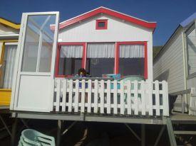 Strandhuisje te Huur