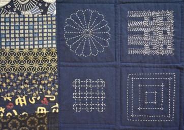 Textil Museum of Canada, Sashiko Quilt