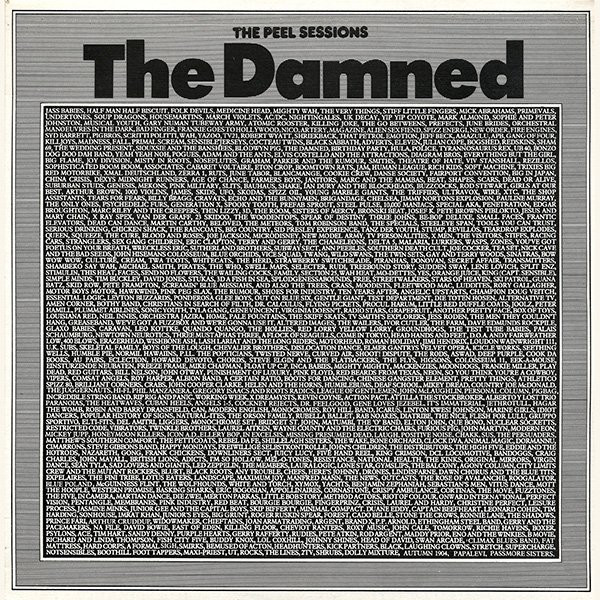 The Damned SFPS002