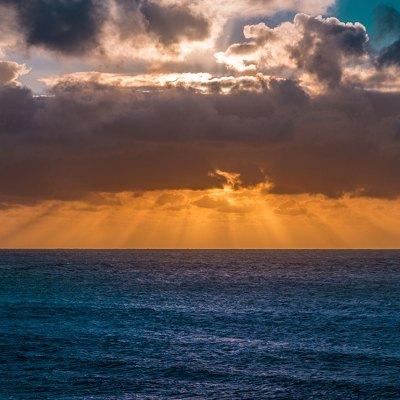 Sonnenuntergänge am Faro de Punta Jandia