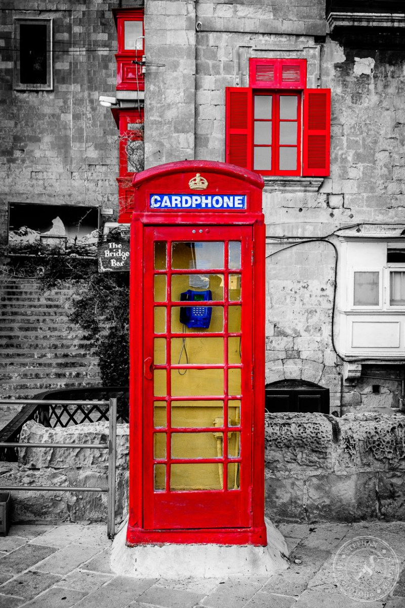 Phone Box Valletta Colorkey