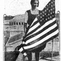 American Flag Superstition Among Steelworkers