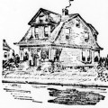 Colonial Cottage House Plans From 1906