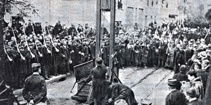 What It Was Like To Witness A Guillotine Execution - StrangeAgo