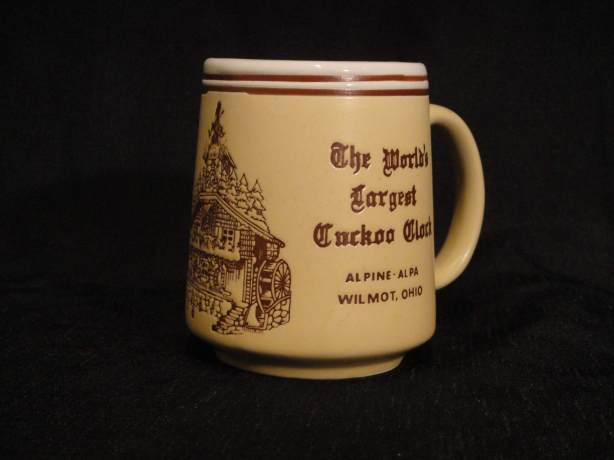 Cuckoo Clock Mug