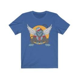 Flying Monkey Unisex Jersey Short Sleeve Tee