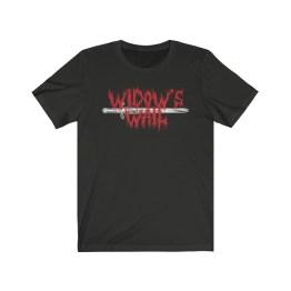 Widow's Wail Death Metal Unisex T-Shirt