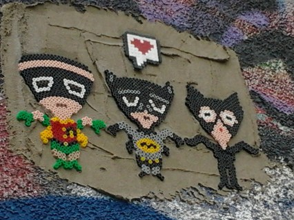 3 D Graffiti 2