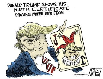 donaldtrumpcartoon