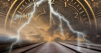 Time travel science fiction by James Valvis