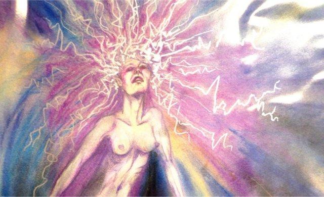 Digital fantasy art by Steph Minns