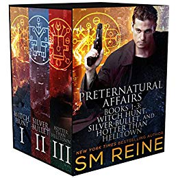 Free urban fantasy box sets for Kindle
