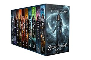 New box sets for Kindle Unlimited