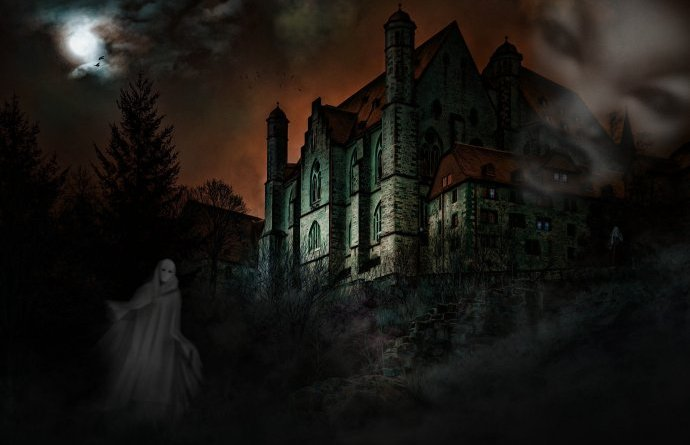 free horror novels to download