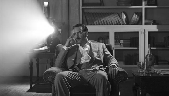 Кадр из фильма «Артист». Реж. Мишель Хазанавичус