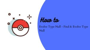 Evolve Type Null