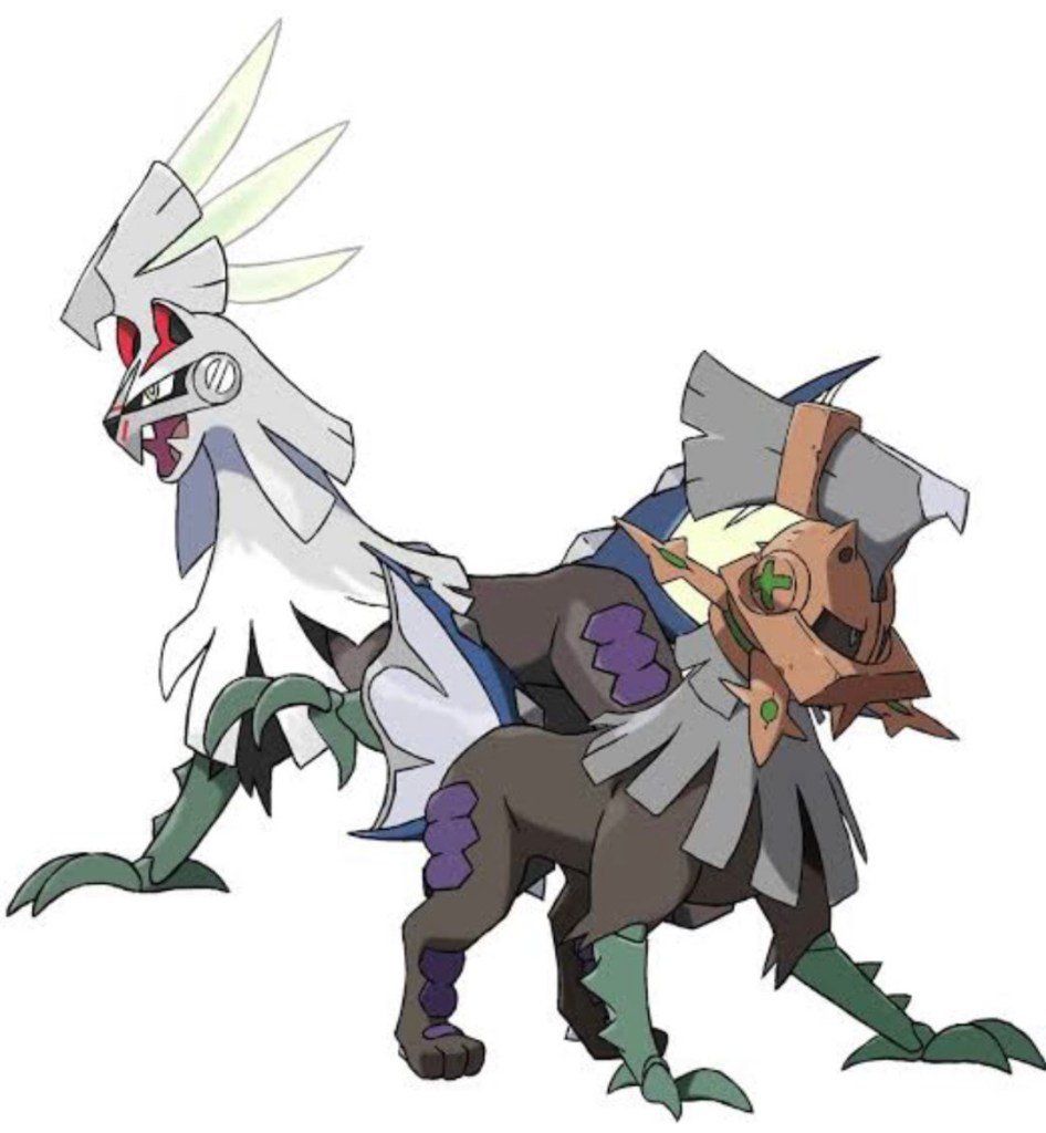 type Silvally and null