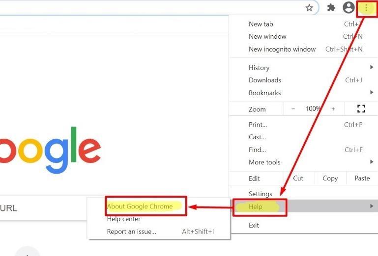 Chrome Option