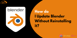 How do I Update Blender Without Reinstalling it