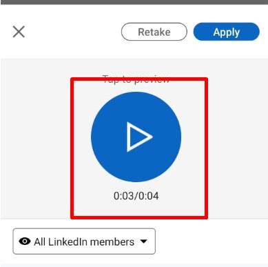LinkedIn Add Name Pronunciation Recording