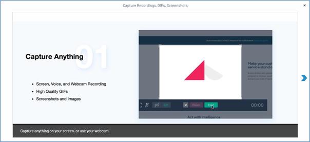 CloudApp Windows Screen recorder