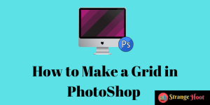 How to Make a Grid in PhotoShop (1)