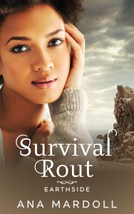 Book cover of Survival Rout