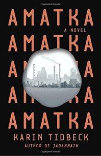 Amatka Cover