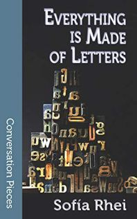 Everything Is Made of Letters cover
