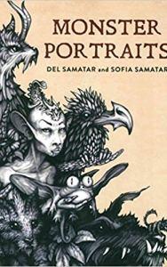 Cover-Monster Portraits