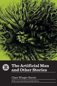 Harris Artificial man cover