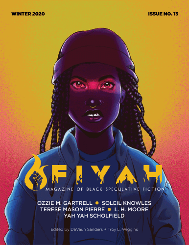 Fiyah issue 13 cover