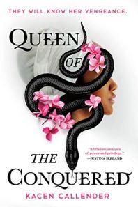 Callenders Queen Conqueror cover