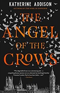 The Angel of the Crows cover