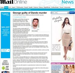 DM Barry George Conviction
