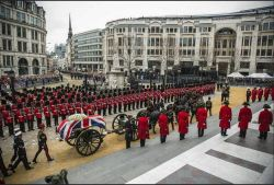 BBC Funeral of Thatcher