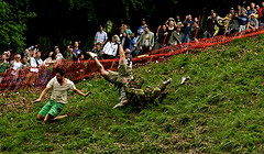 Cheese Rolling Cooper´s Hill ´09