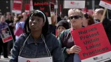 Philadelphia Nurses Strike