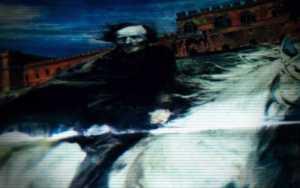 """Το φάντασμα του """"Έφιππου Βαρόνου"""""""